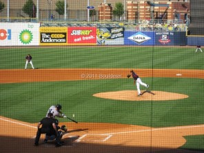 Toledo Mud Hens vs. Columbus Clippers 觀戰心得